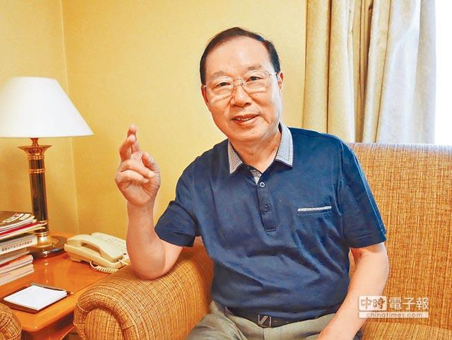 大陸國台辦前副主任、全國台灣研究會副會長王在希。(本報資料照片)