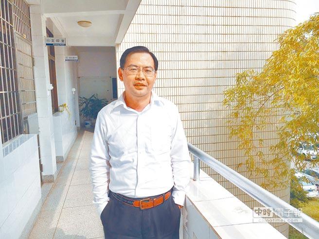 廈門大學台灣研究院院長李鵬。(本報資料照片)