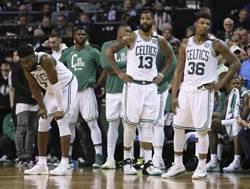 NBA》綠軍主帥:失敗的痛苦是成長之路一部分