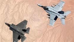 先進戰機隱憂:F-35無法與傳統戰機共享訊息