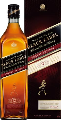 台味元素X蘇格蘭威士忌 JOHNNIE WALKER黑雪莉翻玩Bar 夏日限定