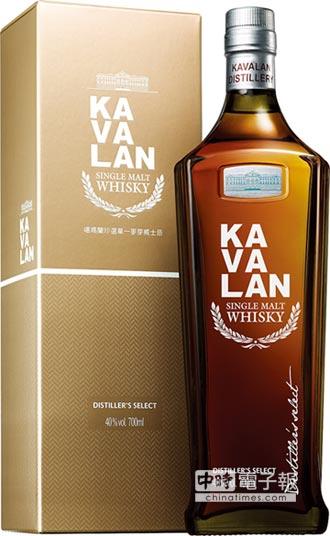 噶瑪蘭珍選威士忌 熱帶氣息濃