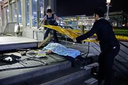 松山機場捷運站工安意外 包商1死2傷