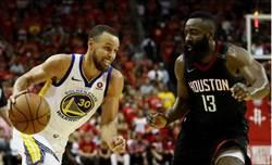 NBA》柯瑞單節14分 勇士摧毀火箭闖總決賽