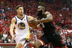 NBA》三分球27投0中 火箭創最難堪雙紀錄