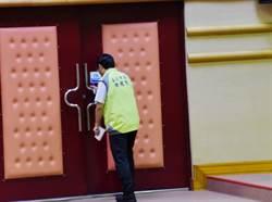 被指答詢時搶話 嘉義市長涂醒哲被趕出議會