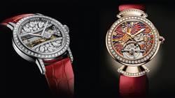 不只是計時工具!珠寶錶讓妳大顯自信女人味