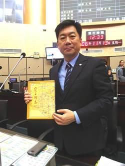 北上接任內政部政次 南市民政局長陳宗彥:十分感謝