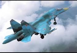 俄軍蘇34攔截以軍F16? 俄國防部:膚淺的瞎話