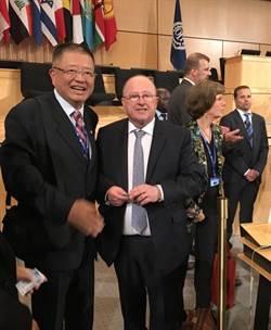 全總理事長陳杰參與國際勞工組織年會