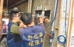 監控廢水造假 環工業者代誌大條
