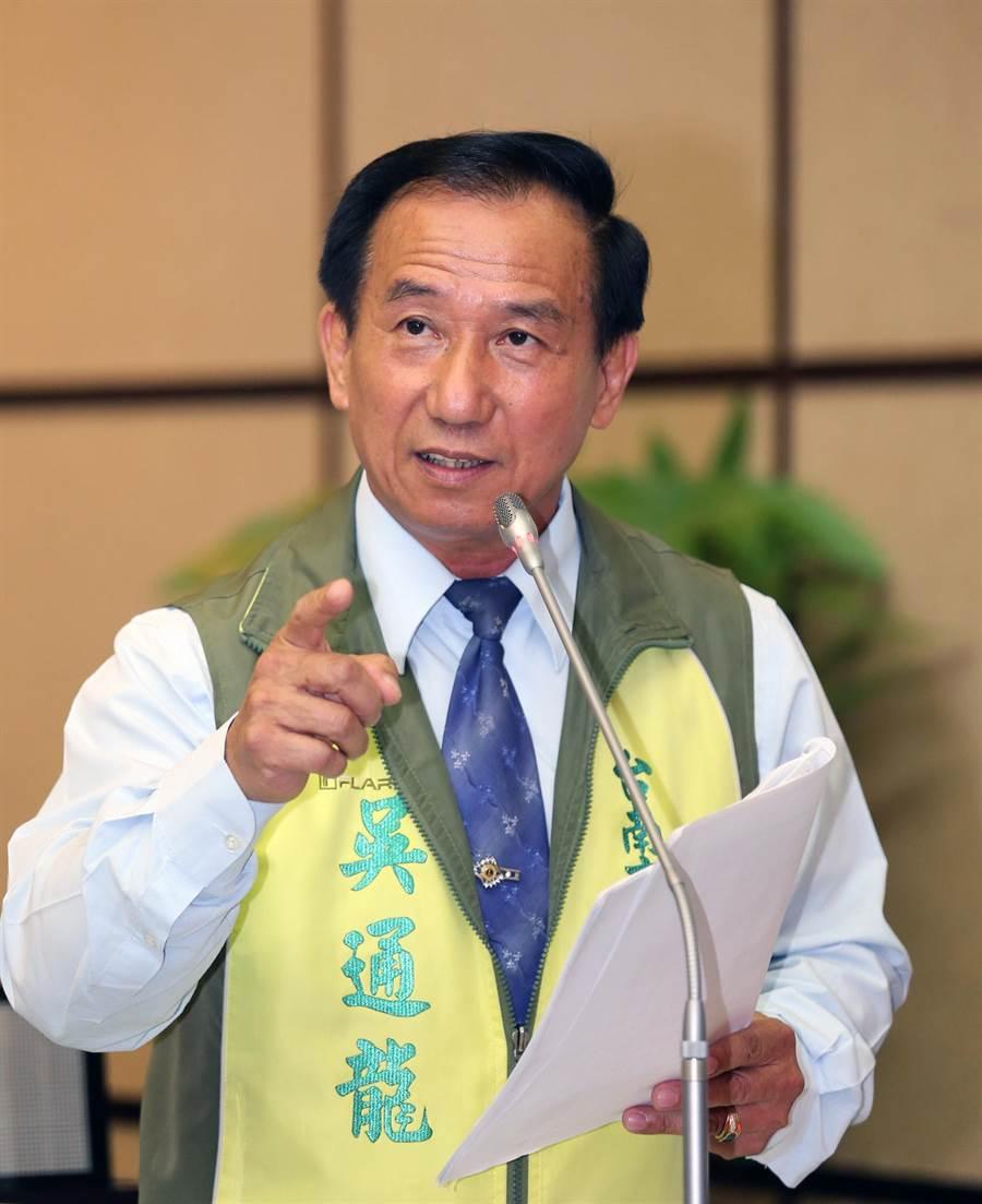 民進黨籍台南市議員吳通龍涉嫌詐領助理補助費被依貪汙罪起訴。(資料照片,洪榮志攝)