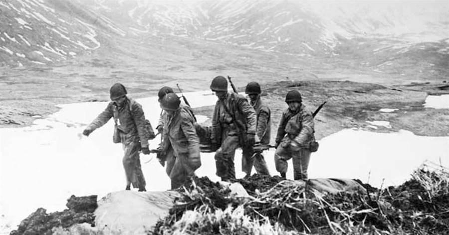 阿圖島之戰是二戰期間,唯一發生在北美洲的陸上戰役。(圖/美國魚類及野生動物管理局)