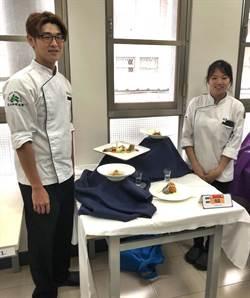 老母雞實用料理大賽 全國13隊餐旅好手對決