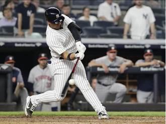 MLB》托瑞斯再見安 紐媒讚:菜鳥傳說持續上演
