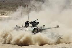 陸狂刷存在感!印度陸軍首與日演習嚴防邊境