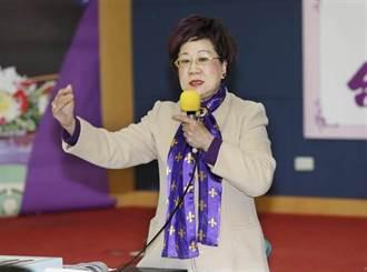 洪耀福:不提名台北市就退黨 太小看呂秀蓮