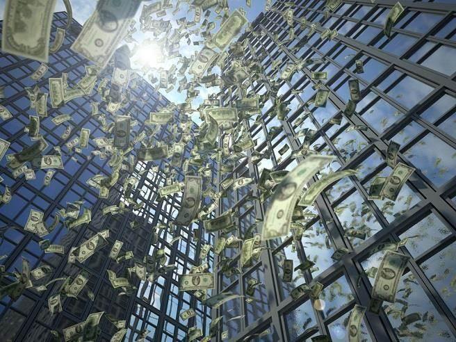 外媒報導,有人大量作空歐洲美元,短短4個月大賺20倍報酬。(圖片來源:達志影像/Shutterstock)