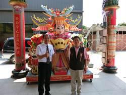 全國最小媽祖廟獲惠風獎