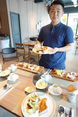 中悦機構推出歐風餐廳 悦餐廳挑戰味蕾