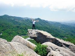 親山舒活小旅行-征服陡峭岩壁 拍懸崖意境美照