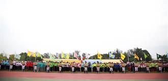嘉縣107全縣運動會 今東石國中開幕