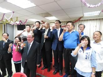藍新竹縣長全民調取消  周錫瑋:很多事情忍一下、讓一下