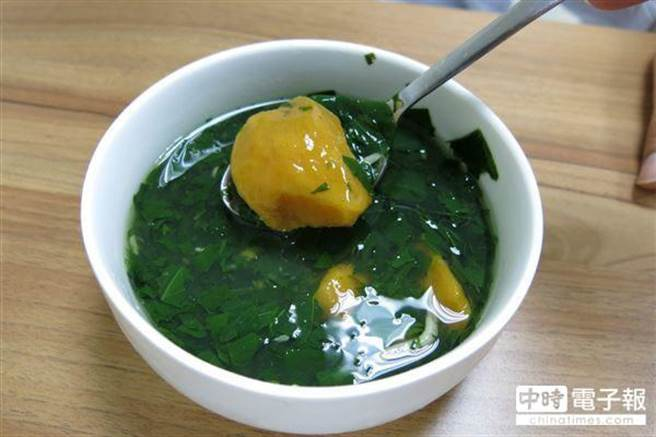 台中人的古早味!清涼消暑「麻薏湯」