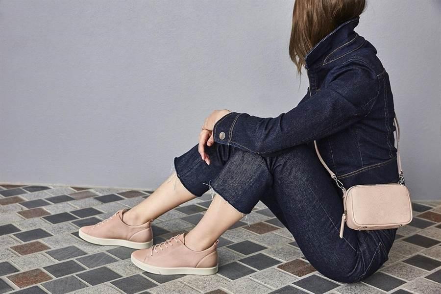 ECCO GILLIAN 女鞋。(圖/ ECCO)