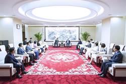 劉結一北京見10藍委 提「九二共識」反台獨