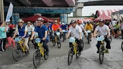 騎鐵馬秀戰技 新北警「兩輪的交會」慶祝警察節