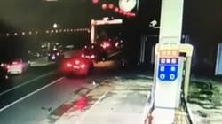 海陸士兵遭攔車槍殺 12輛車包夾畫面曝光