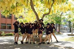 南大阿勃勒節辦高中職熱舞競賽 台南女中奪冠