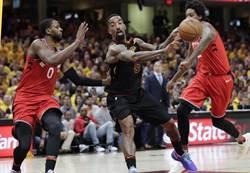 NBA》名記爆料:騎士球員早就對JR很不滿