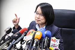 民進黨中常會力挺吳音寧   蔡英文:相關機關對假新聞要澄清
