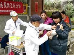 守護毛孩健康! 中市6月份犬貓疫苗及晶片巡迴注射開跑