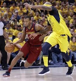 NBA》騎士後衛感嘆:在這裡打球很辛苦