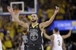 NBA》總冠軍賽三分球破紀錄 柯瑞:這成就很酷