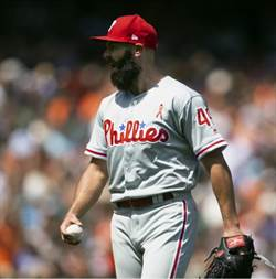 MLB》費城人遭巨人橫掃 艾瑞耶塔怒了!