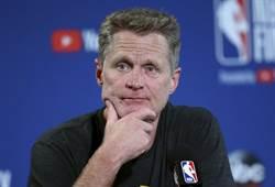 NBA》科爾:柯瑞可能是地球史上最強射手