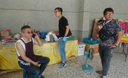 知名素食 「蓮香齋」前老闆郭芳良 砍傷股東被捕