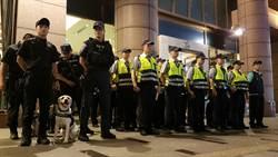 新北警威力擴檢全面掃蕩 打擊街頭犯罪