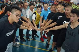 影》新世代盃籃球賽開打 台中名校球星大秀球技