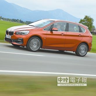 BMW 2系列 Active Tourer小改款上市