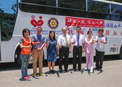 高苑科技大學舉辦「熱心捐血,快樂救人」捐血活動