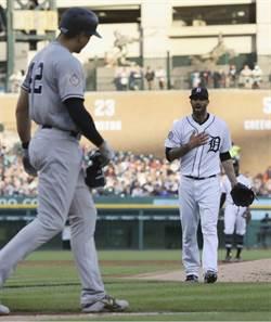 MLB》史坦頓開轟後示威 老虎投手:像孩子一樣