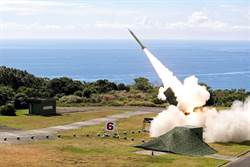 漢光第二天 九鵬基地射擊各型精準飛彈