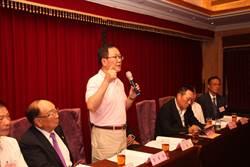 獲台北商業會力挺選市長 丁守中:打了一劑強心針