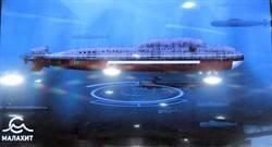俄國「哈士奇」核攻擊潛艦 平價可大量布署