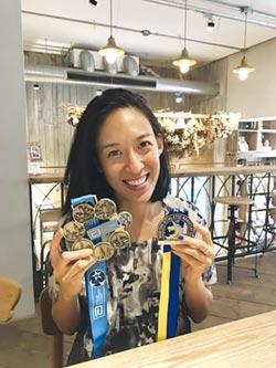 台灣第一制霸六大馬拉松女跑者 王詩婷勇闖波士頓馬拉松